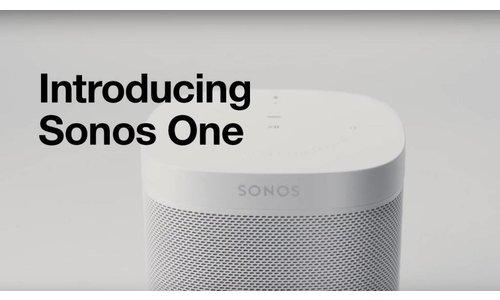 Sonos ONE & SL