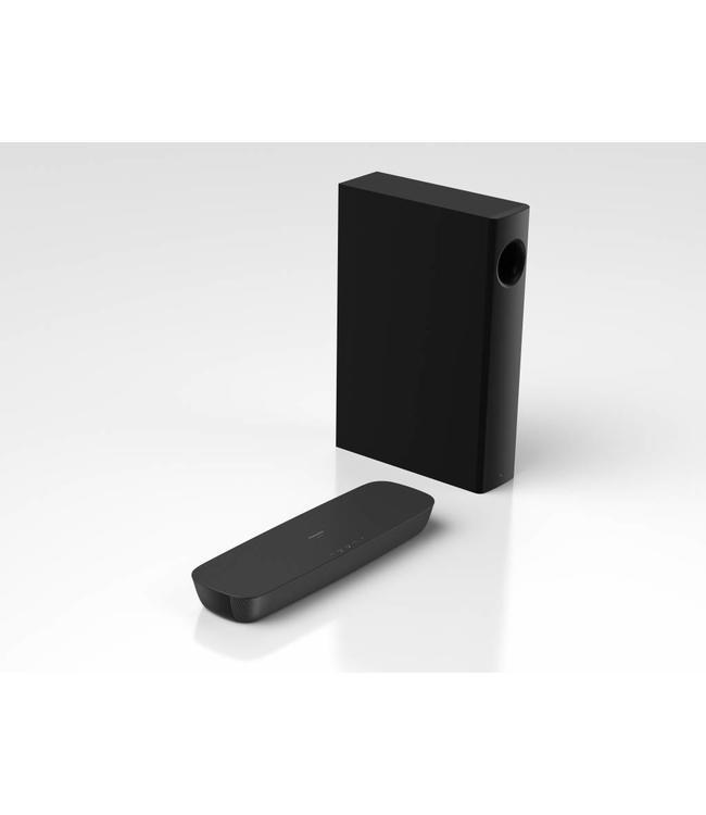 Panasonic SCHTB258EBK 120w 2.1 Sound Bar