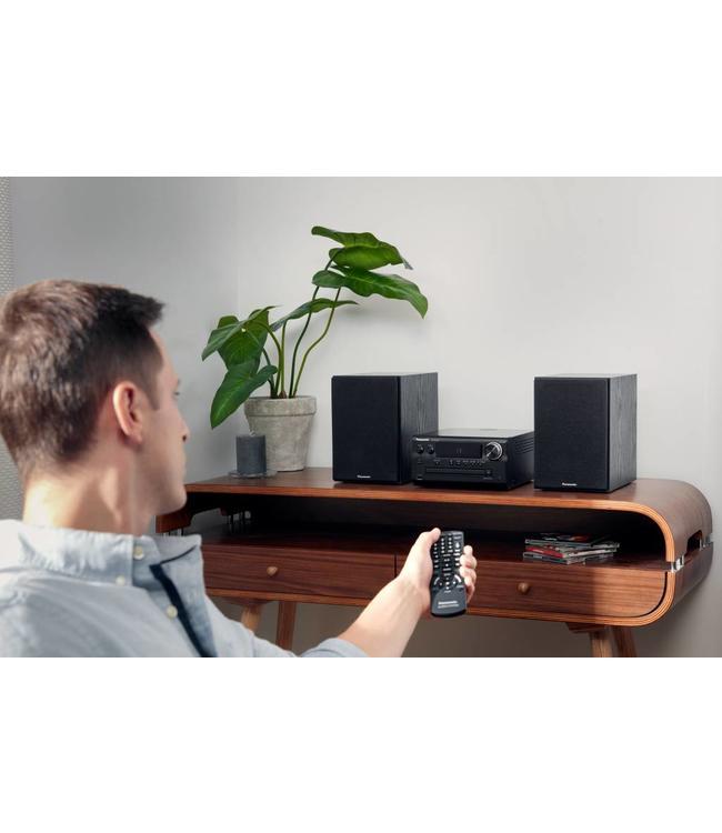 Panasonic SCPMX82BEBK Compact Hi-Fi system