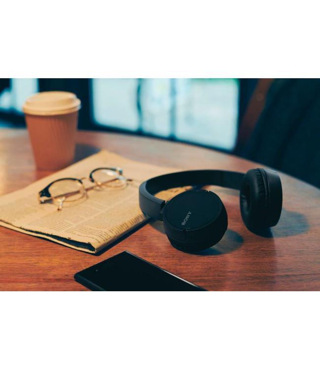 Sony WHCH500 Bluetooth Headphones