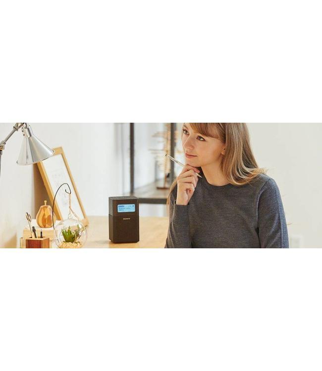 Sony XDR-V1BTD Portable DAB/FM Bluetooth clock radio