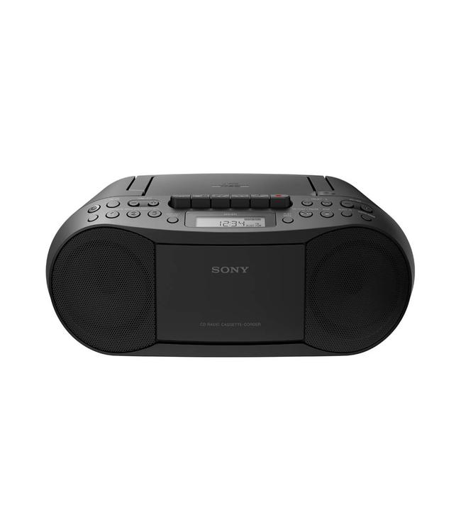 Sony CFD-S70B Portable CD/Radio/Cassette player