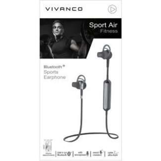 Vivanco Sport Air Bluetooth Wireless Earphones