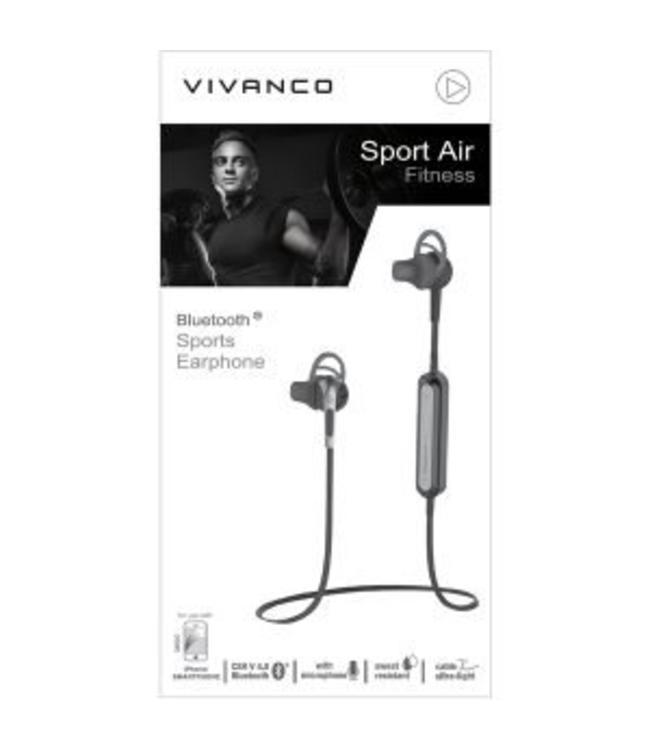 VIVANCO SPORT AIR BLUETOOTH SPORTS EARPHONE