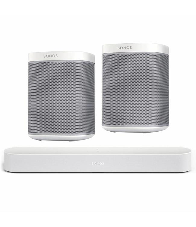 Sonos Beam + Play 1 Speaker bundle