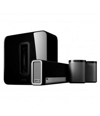 Sonos Playbar + Sub + 2x Play:1 bundle