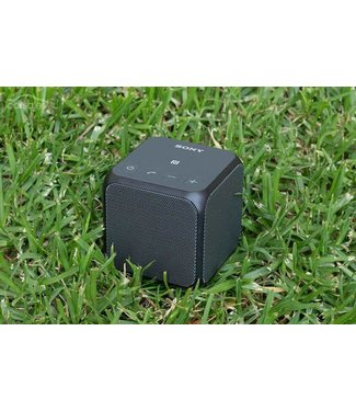 SONY SRSX11B PORTABLE BLUETOOTH SPEAKER BLACK