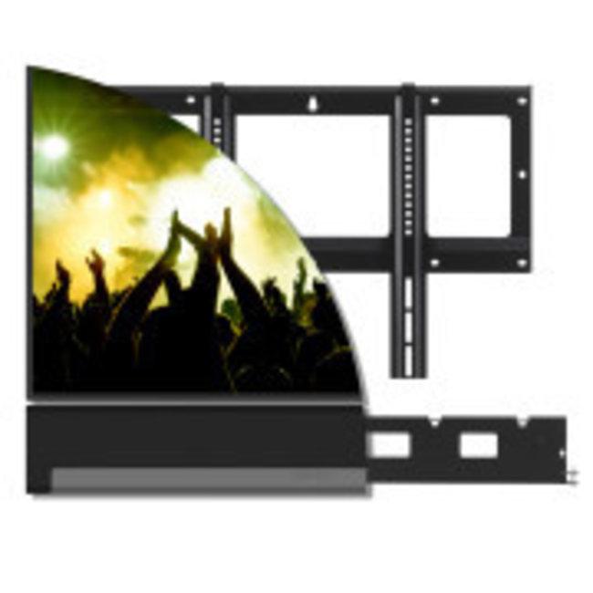 Sonos Playbar Soundbar + Flexson Flat Mount TV bundle