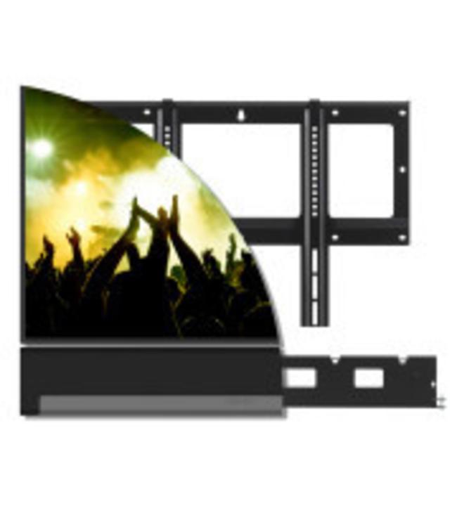 Sonos Playbar + Flexson flat mount TV bundle