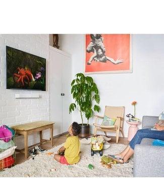 Sonos Beam + Flexson TV mount attachment bundle