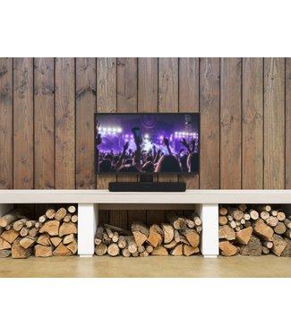Sonos Beam + Flexson TV stand bundle