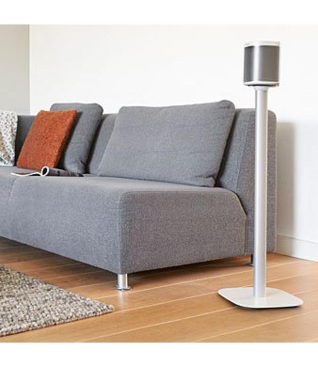 Sonos One Speaker + Flexson floor stand bundle