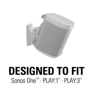 Sonos Play:1 Smart Speaker + Sanus Wall mount Bundle