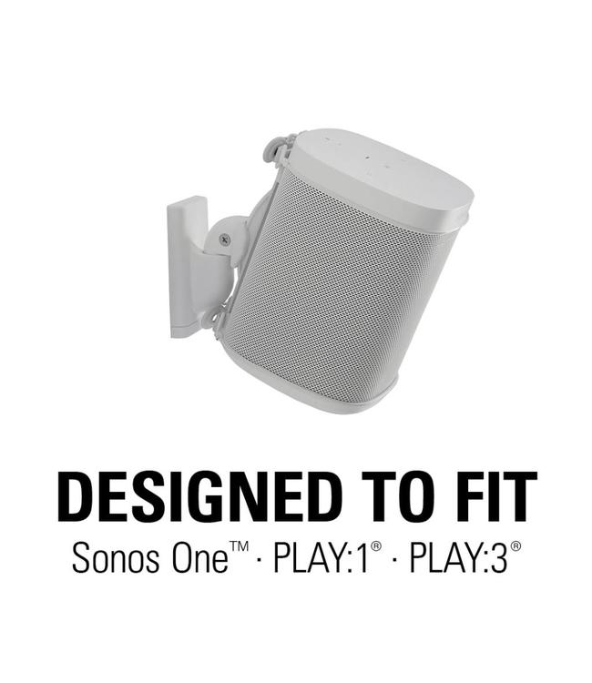 Sonos Play:1 + Sanus wall mount bundle