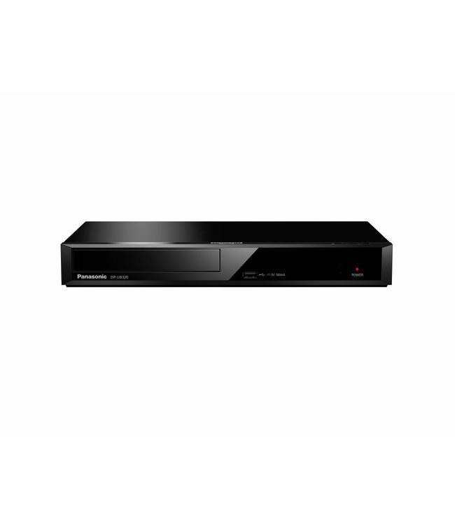 Panasonic DPUB320EBK 4K Ultra HD Blu ray Player