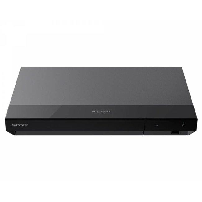 Sony UBP-X500B 3D 4K UHD HDR Upscaling Blu-ray/DVD Player