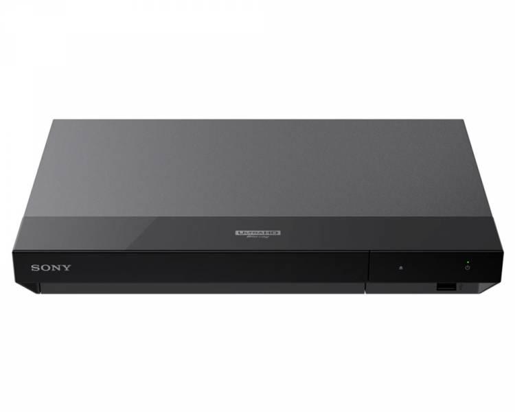 Sony UBP-X500B 4K UHD HDR Upscaling Blu-ray/DVD player | Powerbutton