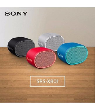 Sony SRS-XB01 Compact Bluetooth Speaker