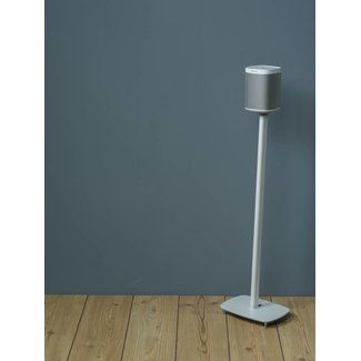 Flexson Single Fixed Floor stand for Sonos Play:1 Speaker