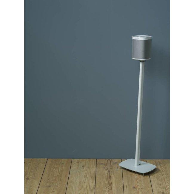 Flexson Single Fixed Floor stand for Sonos Play:1 Speaker