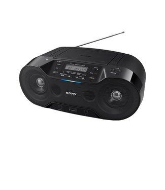 Sony ZSRS70BTB DAB CD Bluetooth Boombox