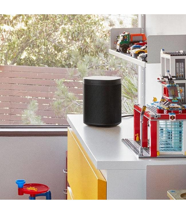 Sonos One Voice Activated Smart Wi-Fi Speaker with Alexa