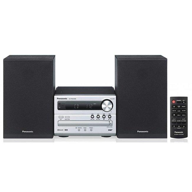 Panasonic SC-PM250BEBS DAB/CD Bluetooth Compact Hi-Fi System