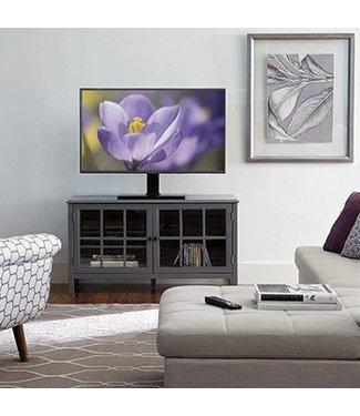 Sanus VTVS1-B2 Universal Swivel TV Stand