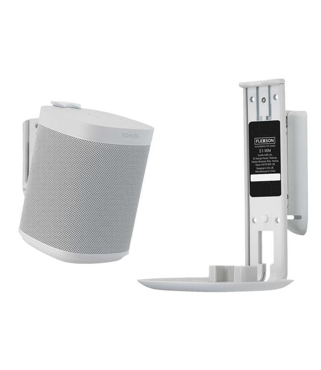 Sonos Play:1 + Flexson wall mount bundle