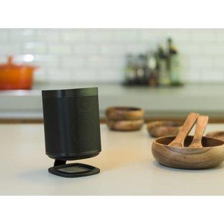 Sonos One (Gen:1) Speaker + Flexson Desktop Stand Bundle