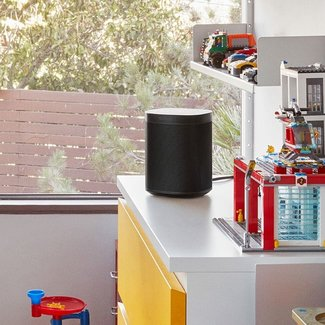 Sonos One (Gen:1) Voice Activated Smart Speaker with Alexa