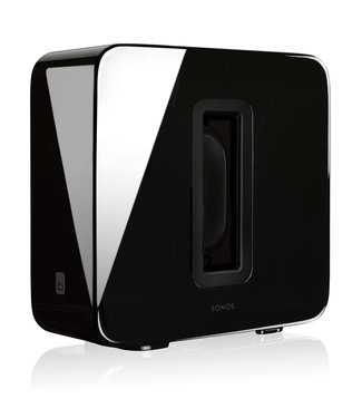 Sonos Sub (Gen:2) Subwoofer in Black or White Gloss Finish