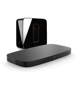 Sonos Playbase Soundbase & Sonos Sub Bundle