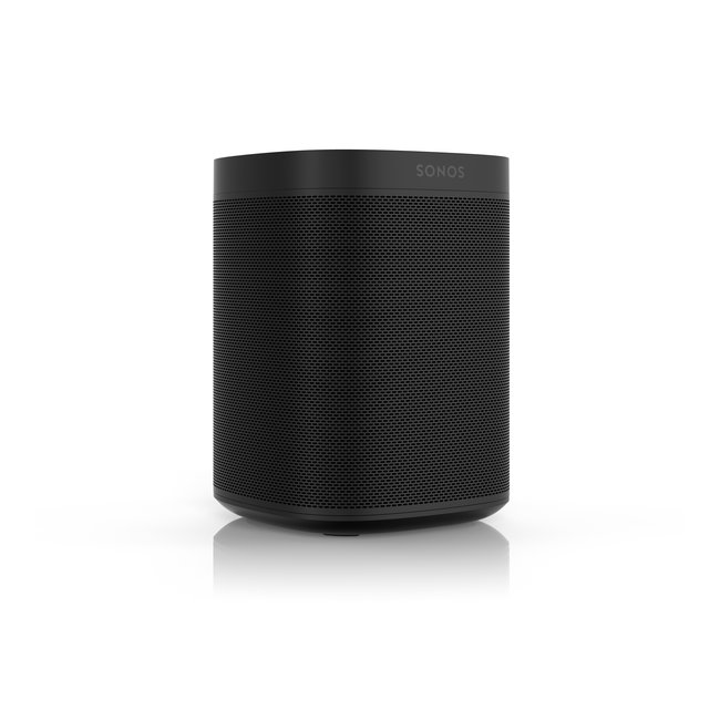 Sonos One (Gen:2) 2-way Smart Speaker - Wireless