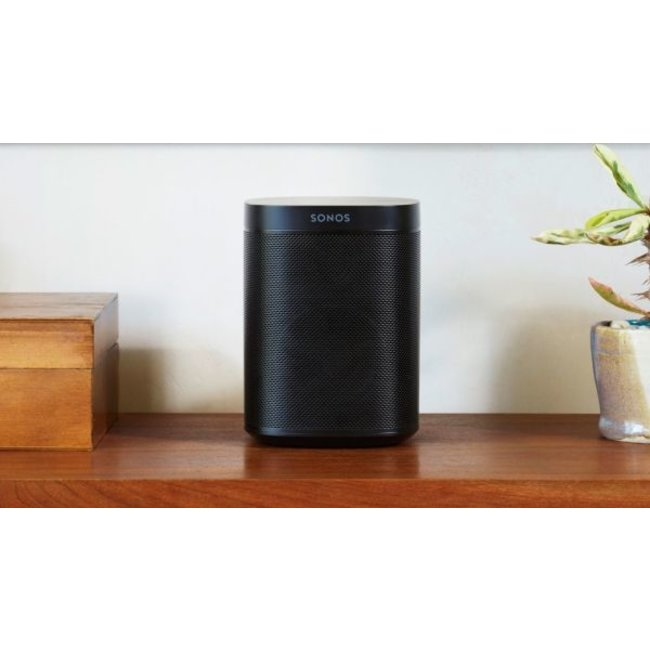 Sonos One (Gen2) 2-way Smart Speaker - Wireless