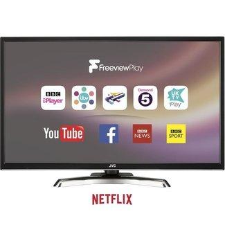 "JVC LT-32C780 32"" Smart LED TV"