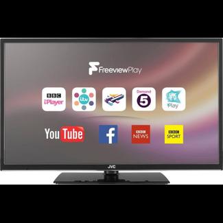 "JVC LT-24C680 24"" Smart LED TV"
