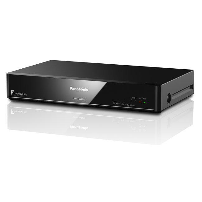 Panasonic DMR-HWT250EB 1tb HDD Freeview Play Recorder