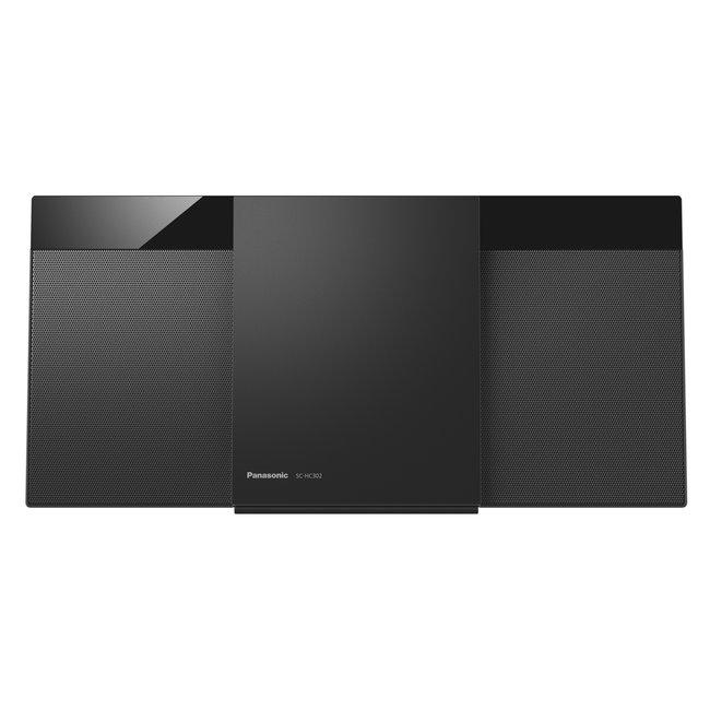 Panasonic SC-HC302EBK DAB/CD Compact Hi-Fi system