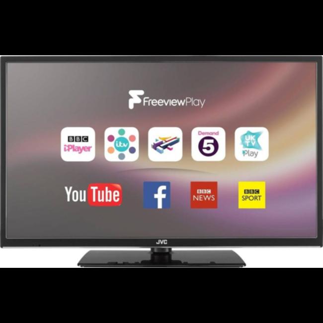 "JVC LT-28C680 28"" Smart LED TV"