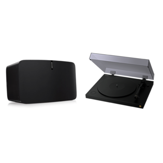 Sonos Play:5 Speaker & Sony PSHX500 Turntable Bundle