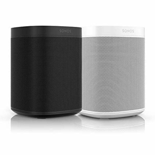 Sonos One G2 Twin Pack Bundle