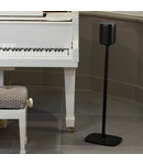 Flexson Sonos One/Play1 Fixed floor stand in Black or White finish
