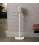 Flexson Sonos One/One SL/Play:1 Fixed floor stand in Black or White finish