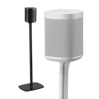 Flexson Sonos One/One SL/Play1 Single Fixed Floor Stand