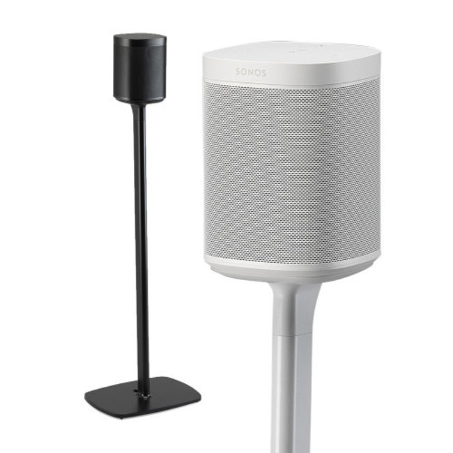Flexson Sonos One/One SL/Play:1 Single Fixed Floor Stand