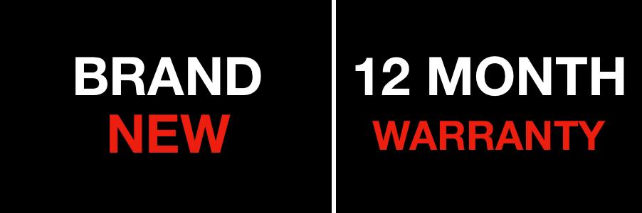 Brand new warranty logo from Powerbutton