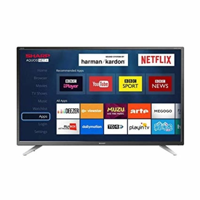 "SHARP LC32CHG6021K 32"" Smart HD Ready LED TV"