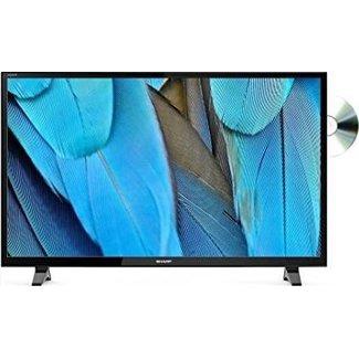 """SHARP LC32DHF4041K 32"""" LED/DVD HD Ready TV"""