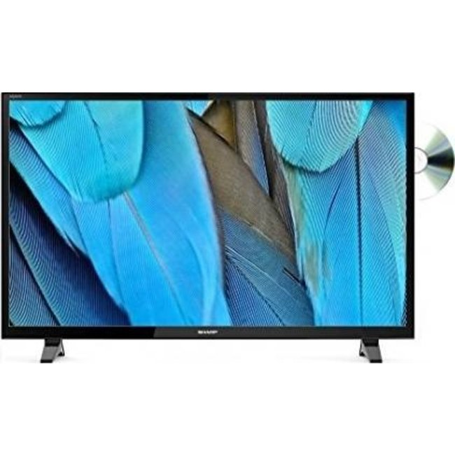 "SHARP LC32DHF4041K 32"" LED/DVD HD Ready TV"